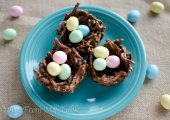Birds Nest Easter Treats