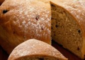 Sweet and Spicy Guinness Quick Bread