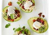 Taco-Stuffed Avocados
