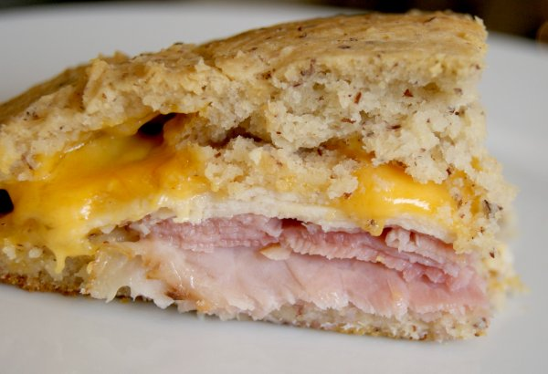 Monte Cristo Sandwiches at Kitchenmonki.com