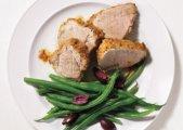 Rosemary Crusted Pork