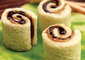 PB & J Sushi Rolls