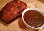 Guinness Braised Corned Beef With Honey Mustard Guinness Gravy