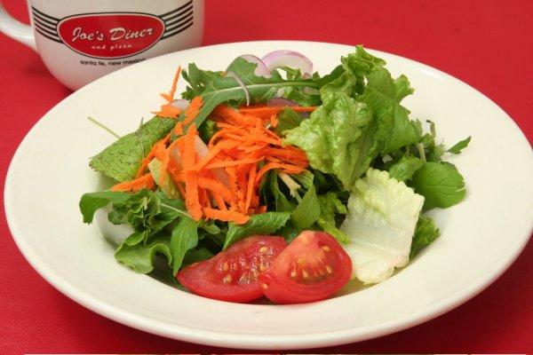 Basic Salad at Kitchenmonki.com