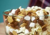Chewy S'mores Snack Mix