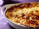 Scalloped Potatoes with Creme Fraiche