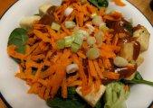 P Peanut Tofu Buddha Bowl
