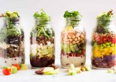 Meal Prep Salads