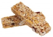 Coach Nicole's Chewy Oat & Nut Granola Bars