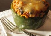 Mexican-Style Stuffed Bell Peppers