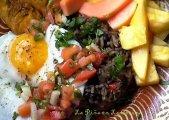 Ticos Breakfast