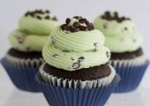 Mint Chocolate Chip Frosting