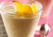 Peach & Lime Smoothie