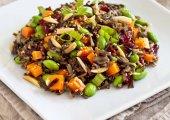 Wild Rice Salad With Edamame