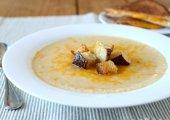*Creamy Cauliflower Soup