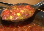 Sweet 'N Spicy Tomato Bratwurst Chili