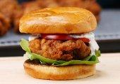 Fried Chicken Sandwich