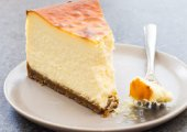 Foolproof New York Style Cheesecake