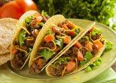 Crispy Chile Verde Tacos