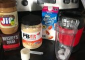 Protein Shake - Reeces Peanut Butter Cups