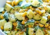 Zucchini & Corn