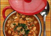 Spicy White Bean And Pork Tenderloin Chili