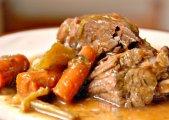 Slow Cooker 3-Packet Pot Roast