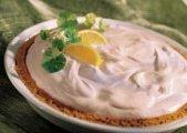 Pink Lemonade Ice Cream Pie
